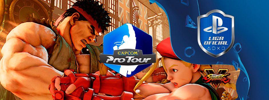 La Liga Oficial PlayStation celebrará uno de los eventos de ranking del Capcom Pro Tour