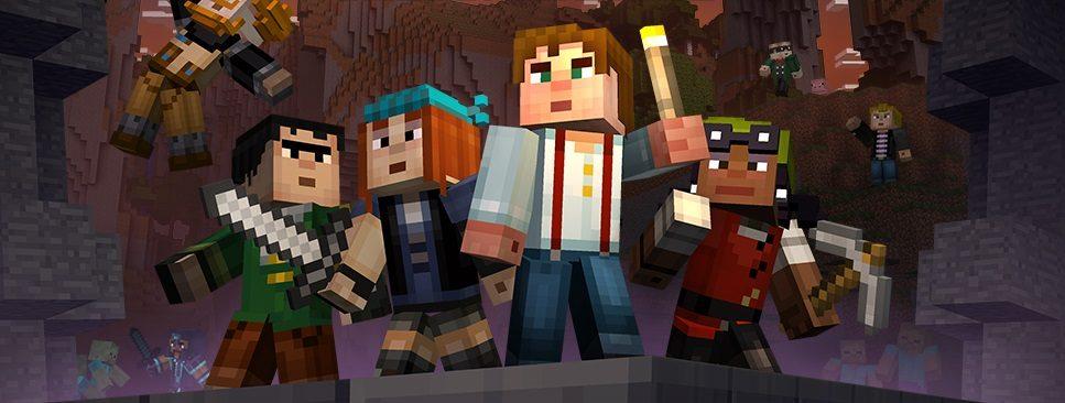 Hoy llegan todos los nuevos aspectos de Minecraft: Modo Historia