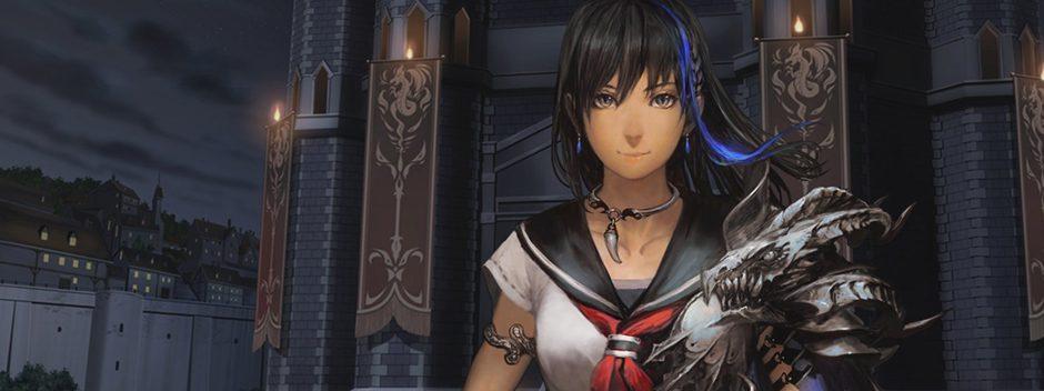 El llamativo JRPG Stranger of Sword City llega a PS Vita esta semana