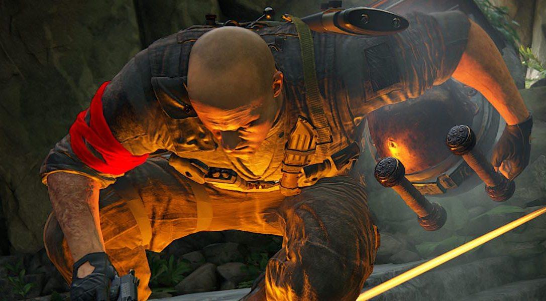 Presentamos el modo multijugador de Uncharted 4 'Modo Saqueo'