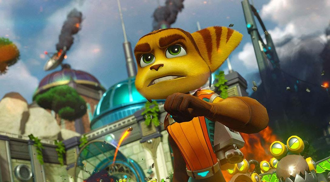 Ratchet & Clank vuelve hoy a lo grande a PS4