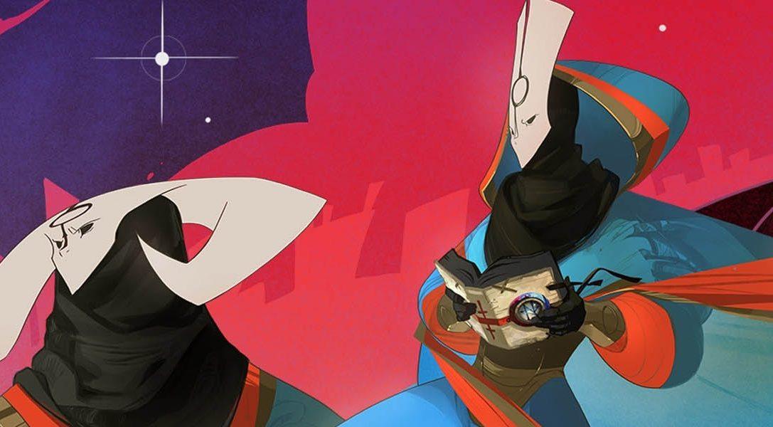 Presentamos Pyre, el nuevo juego para PS4 de los creadores de Transistor y Bastion