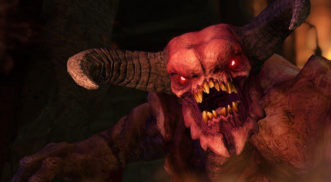 La beta abierta de Doom empieza hoy en PS4
