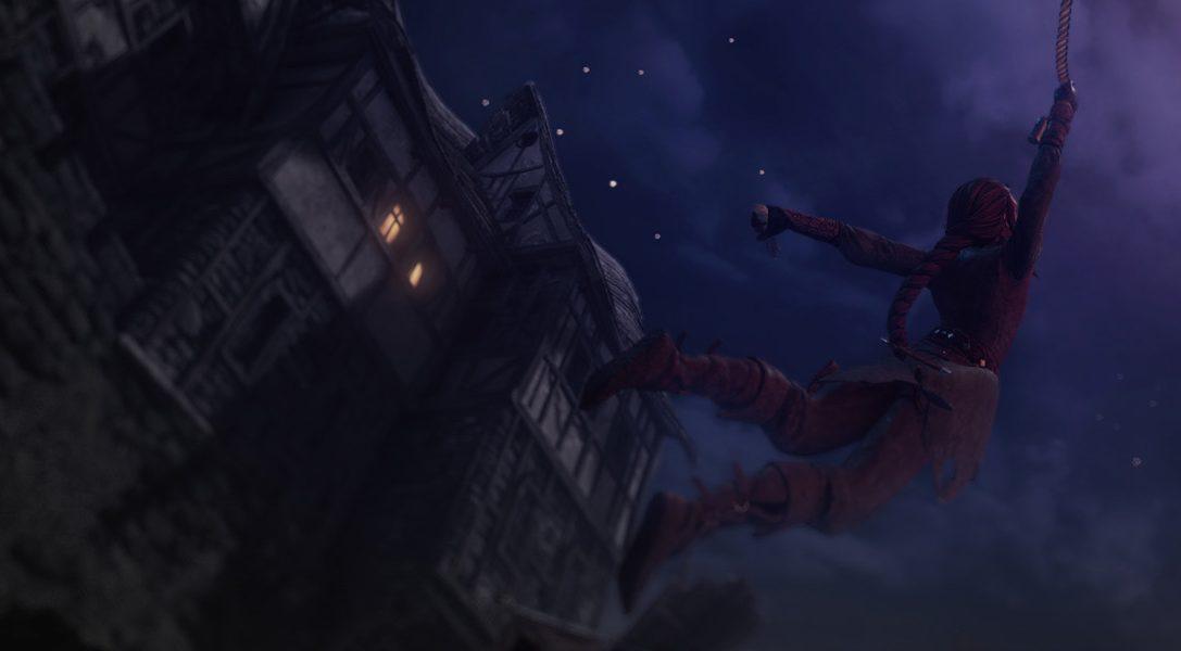 Shadwen, del equipo creador de Trine, se presenta para PS4