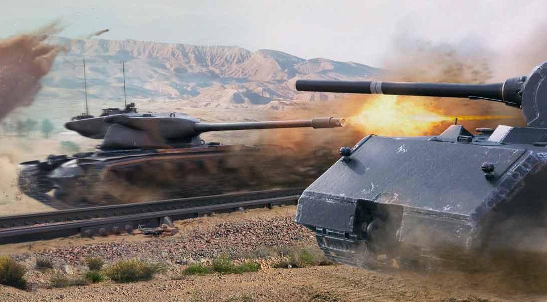 La actualización Acero Imperial impacta hoy en World of Tanks