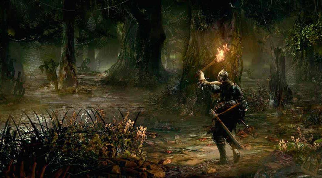 Dark Souls III ya está disponible en PS4