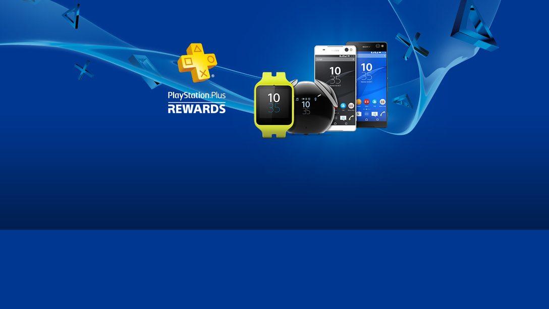 PS Plus Rewards – Llegan las ofertas y promociones de abril