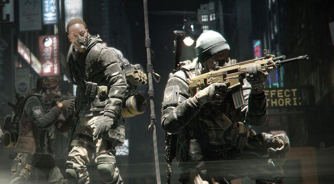 Los más vendidos de PlayStation Store en marzo: Tom Clancy's: The Division alcanza la primera posición