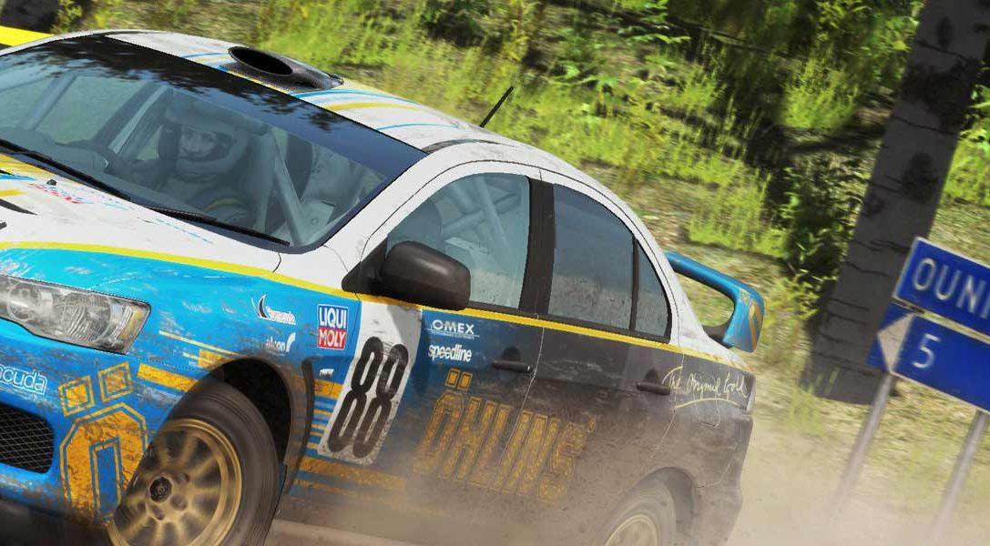 Novedades en PlayStation Store: DiRT Rally, Enter the Gungeon y mucho más