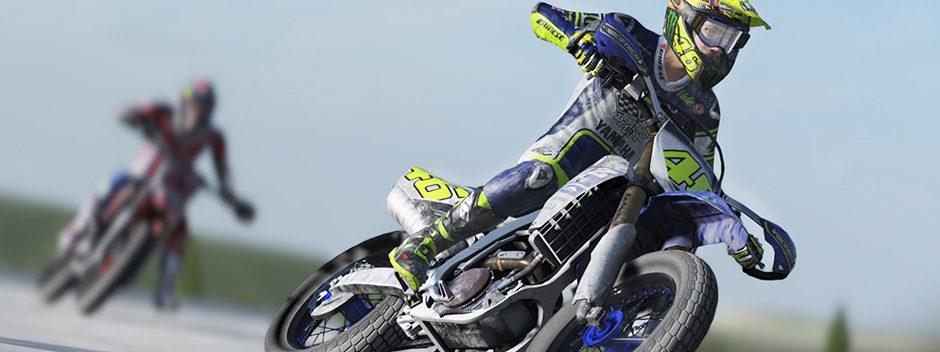 Valentino Rossi: The Game se presenta en PS4