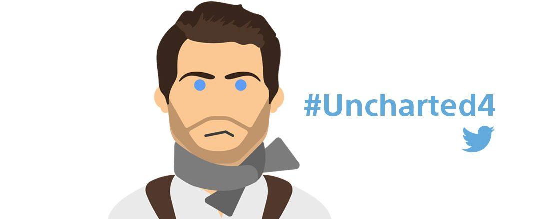 El emoji de Nathan Drake llega a Twitter