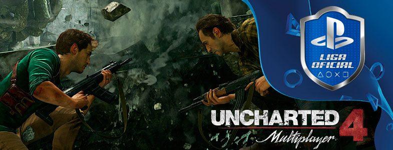 Llega el primer torneo Uncharted 4 a la Liga Oficial PlayStation