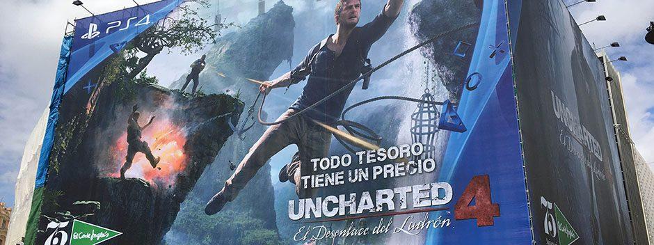 ¿Estuviste en el evento de presentación de Uncharted 4? Tenemos la prueba