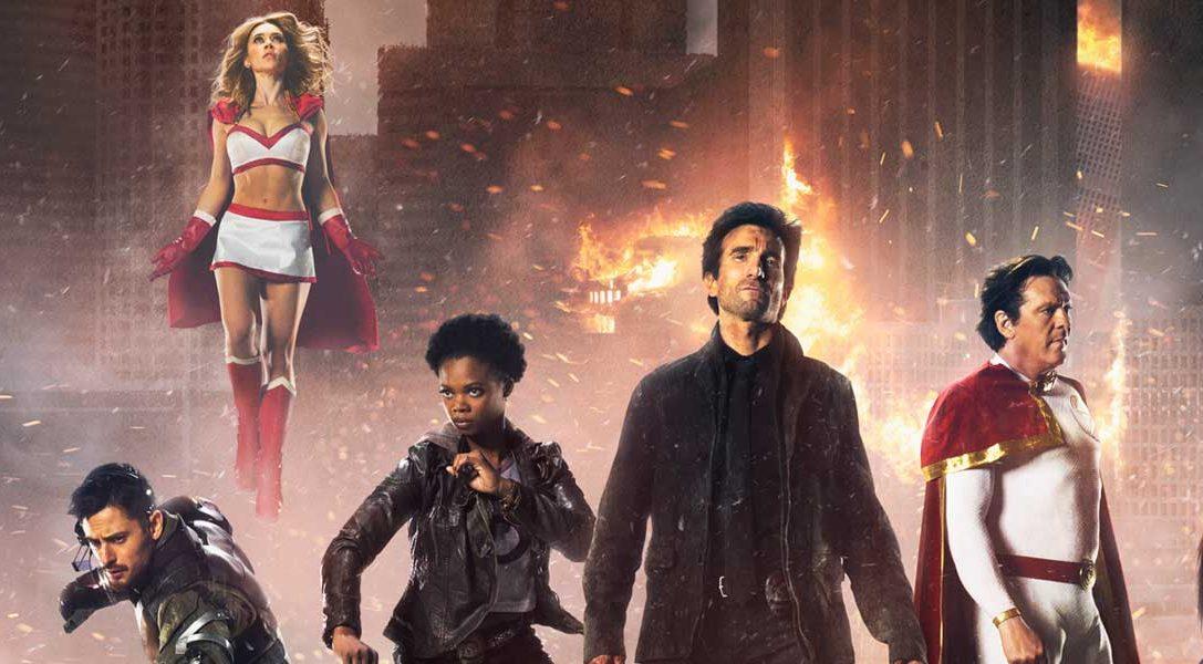 La segunda temporada de Powers se estrena en PS Store