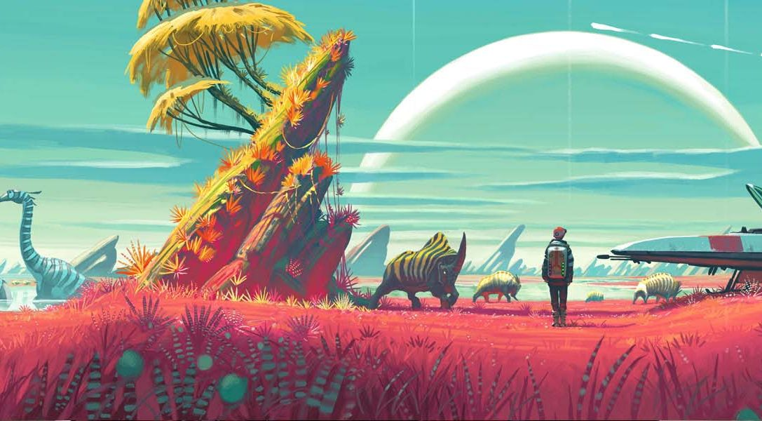 No Man's Sky y PlayStation VR estarán en Sónar+D