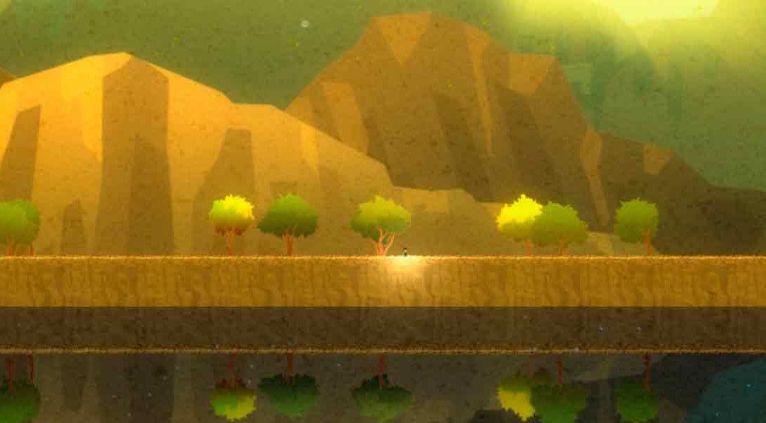 Four Sided Fantasy – El juego de plataformas y puzles en el que juegas con la pantalla anunciado para PS4