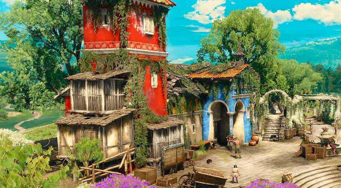 Blood and Wine: cómo el equipo de The Witcher 3 creó el territorio de Toussaint para la próxima expansión del juego