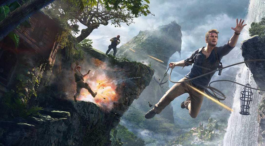'Uncharted 4: El Desenlace del Ladrón' llega hoy a las tiendas
