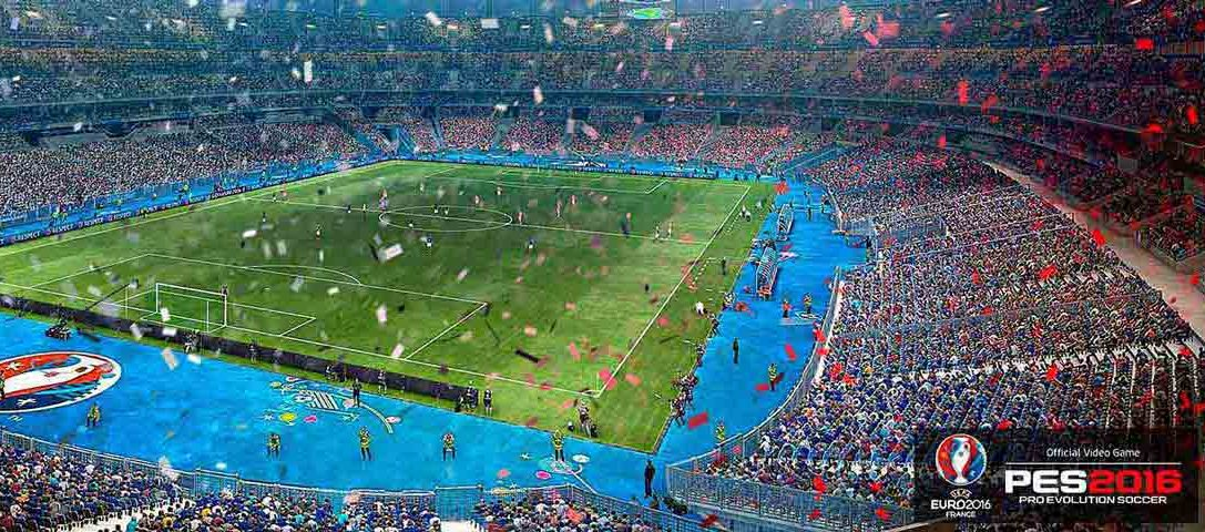 El pack PES UEFA Euro 2016 para PS4 estará disponible el mes que viene