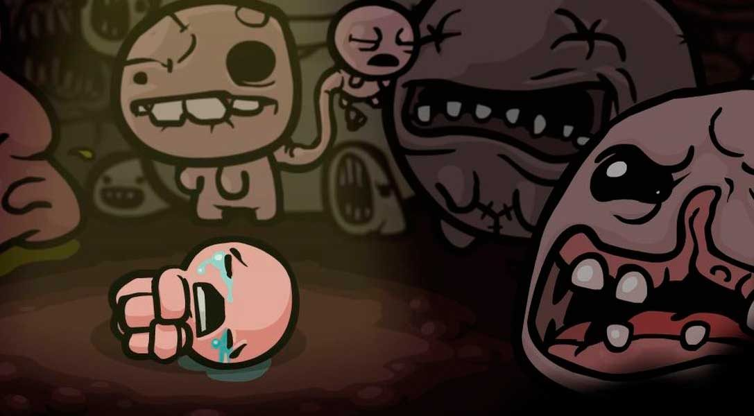 The Binding of Isaac: Afterbirth llega a PS4 la semana que viene