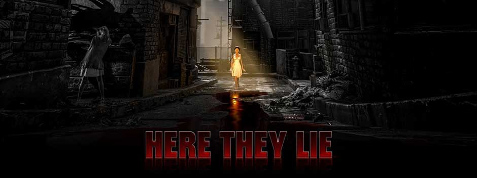 Presentamos Here They Lie – un 'surreal horror' para PS VR y PS4
