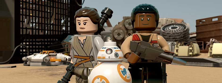 Juega a la demo de LEGO Star Wars: El Despertar de la Fuerza en PS4