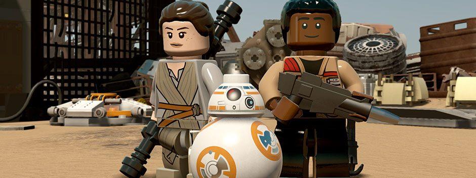 LEGO Star Wars: El Despertar de la Fuerza ya está disponible