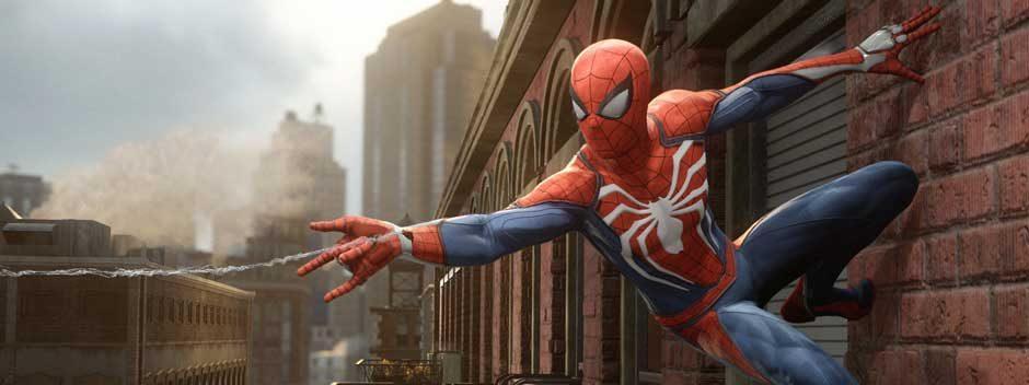 Tráiler del nuevo y exclusivo juego de Spider-Man para PS4 de Insomniac