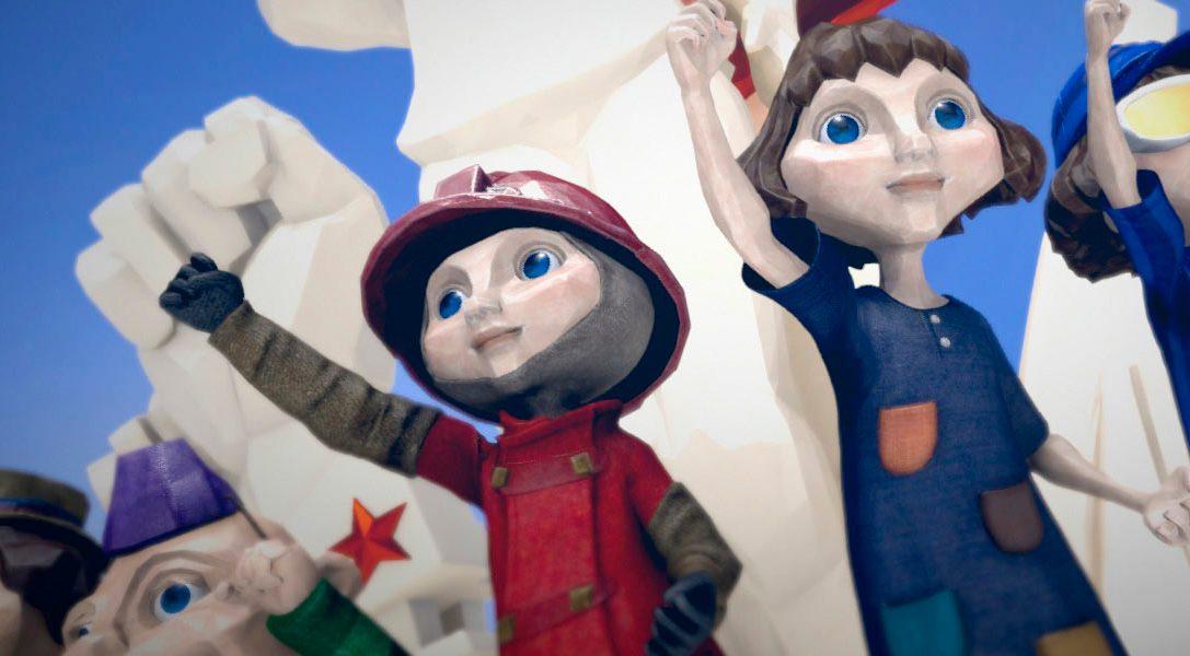 La beta abierta de The Tomorrow Children de fin de semana comienza el viernes
