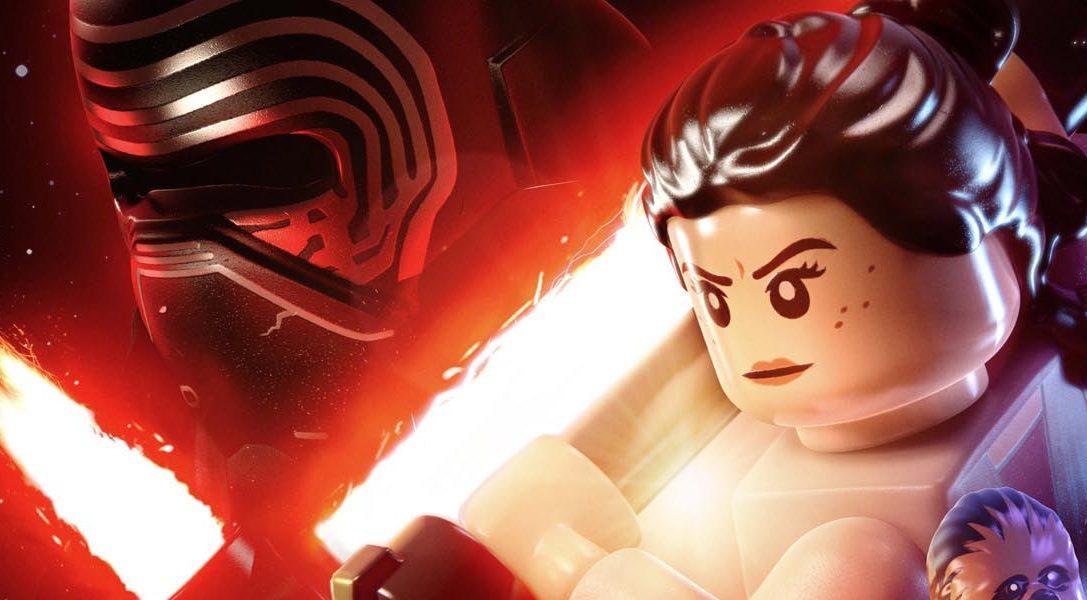 Lo último en PlayStation Store: Lego Star Wars El Despertar de la Fuerza, Resident Evil 5 y más