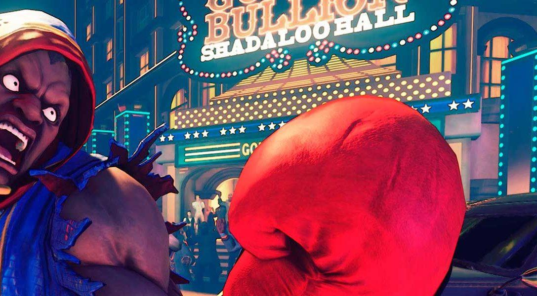 La actualización de Street Fighter V de esta semana nos trae a Balrog, Ibuki y el modo historia