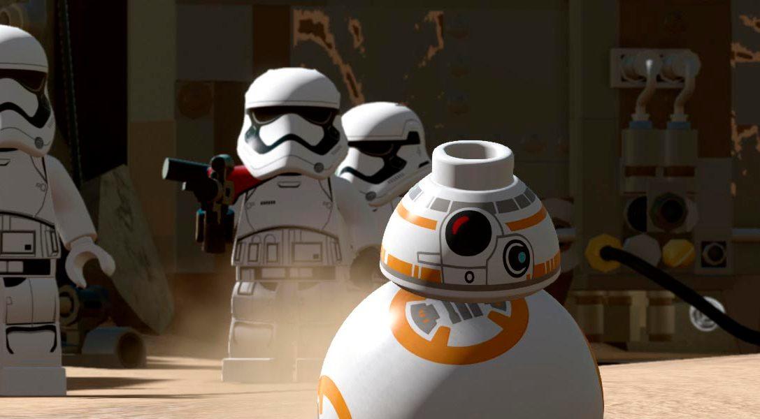 Llega el lanzamiento del DLC exclusivo para PlayStation de Lego Star Wars: El Despertar de la Fuerza