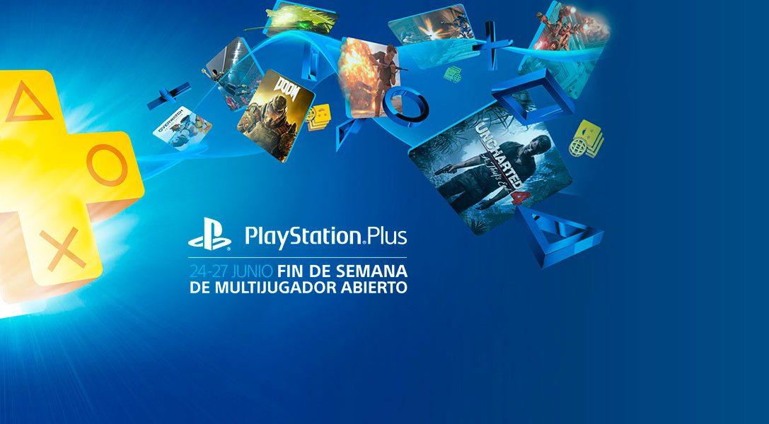 El fin de semana gratis de PlayStation Plus arranca este viernes