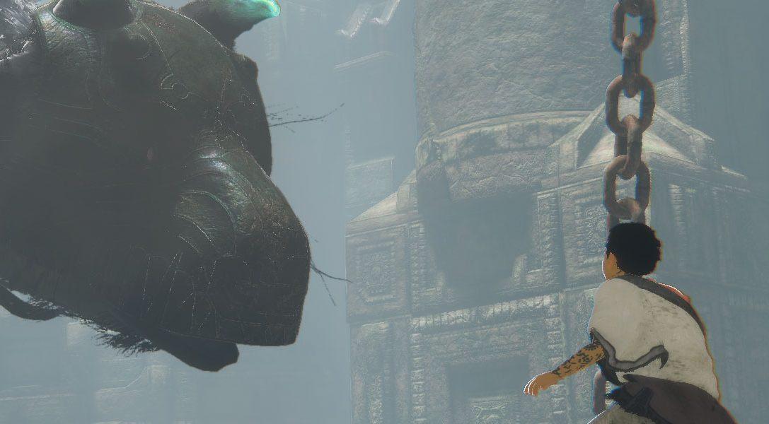 The Last Guardian llegará el 26 de octubre a PS4