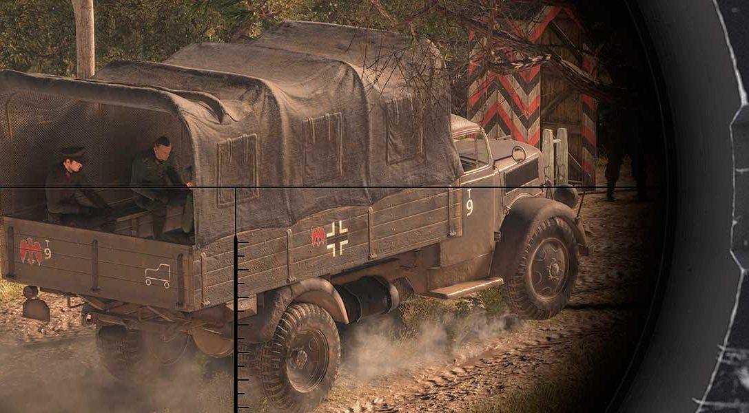 Sniper Elite 4 – Cómo hacer volar por los aires un viaducto