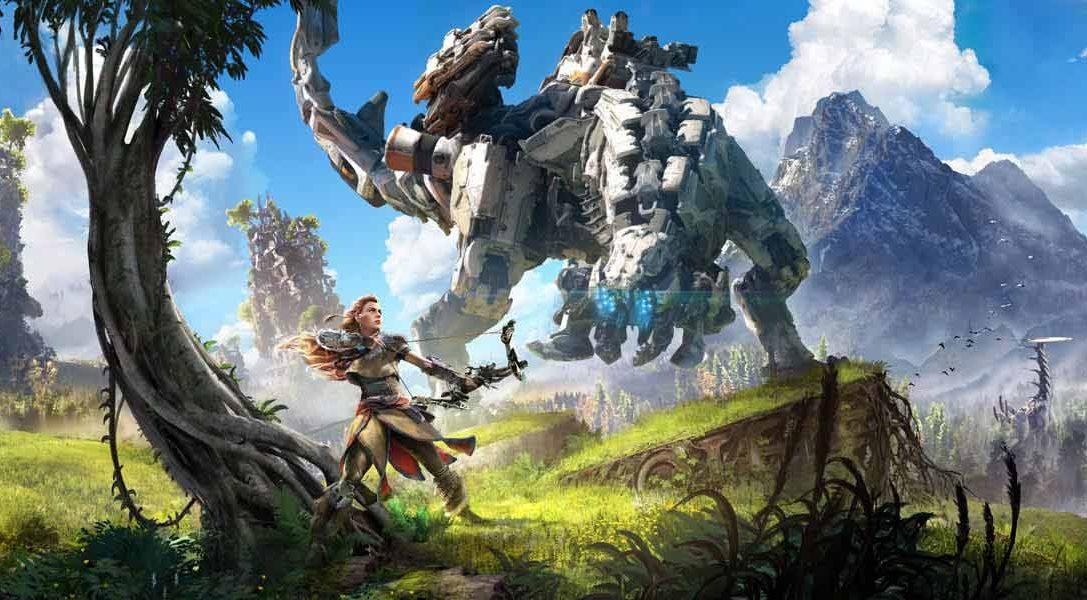 Nuevo gameplay de Horizon Zero Dawn en el E3