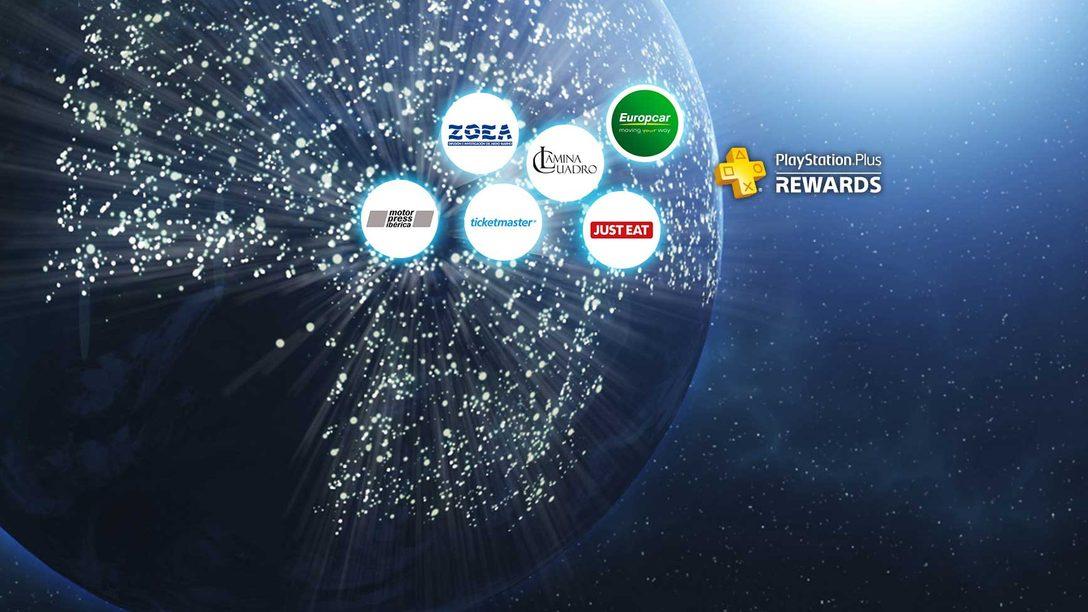 Da la bienvenida al verano con la nueva oferta de PS Plus Rewards