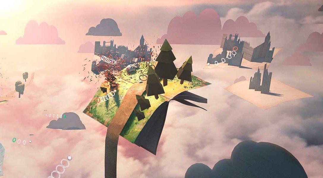 How We Soar llegará este año a PlayStation VR