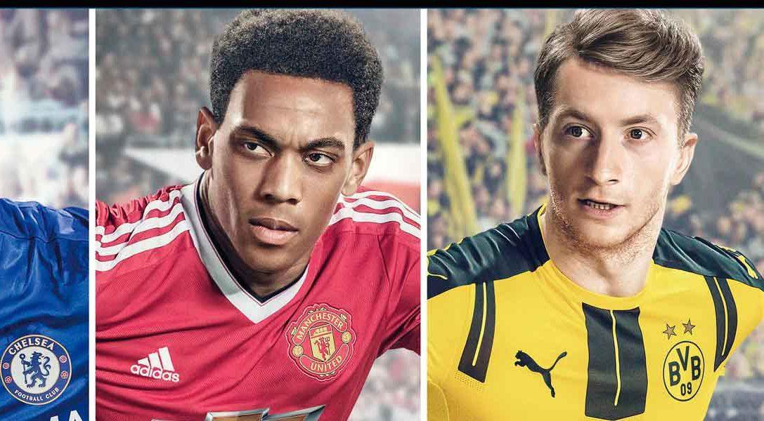 Se presenta FIFA 17: no te pierdas el primer 'teaser tráiler'