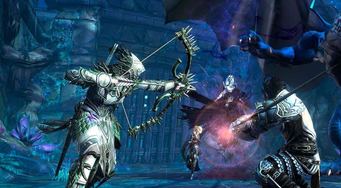 El MMO free-to-play Neverwinter llegará a PlayStation 4 este verano