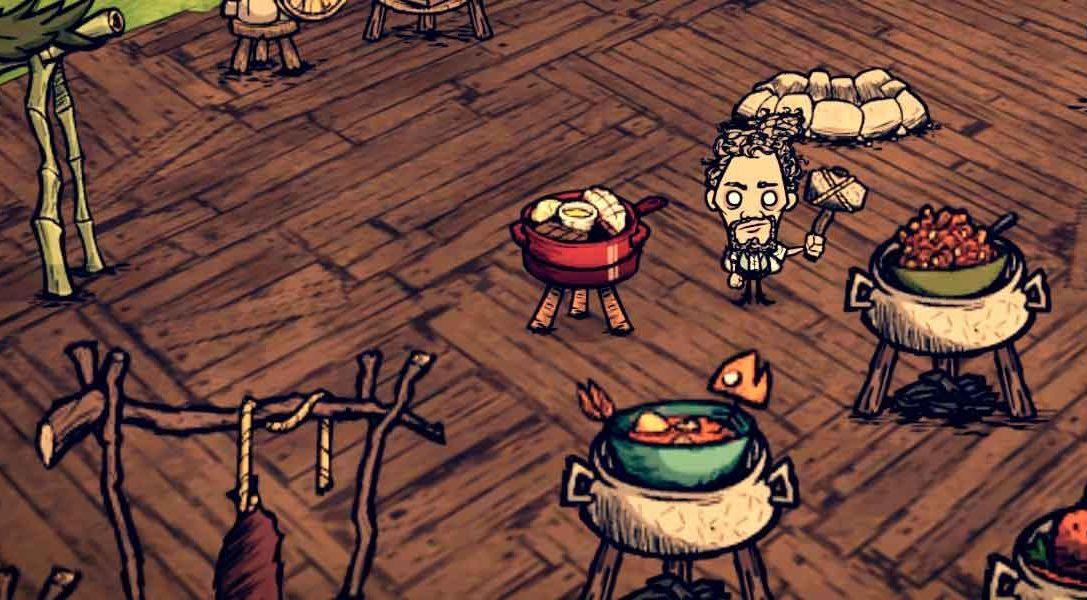 5 consejos para sobrevivir en Don't Starve: Shipwrecked, disponible el 2 de agosto en PS4