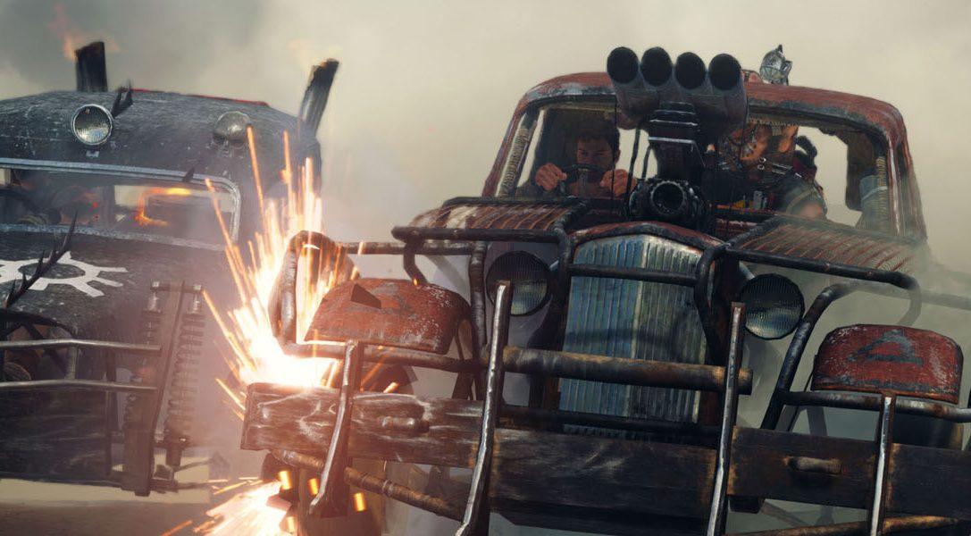 Los nuevos descuentos de PS Store arrancan hoy – Mad Max, Rocket League, Alienation y más