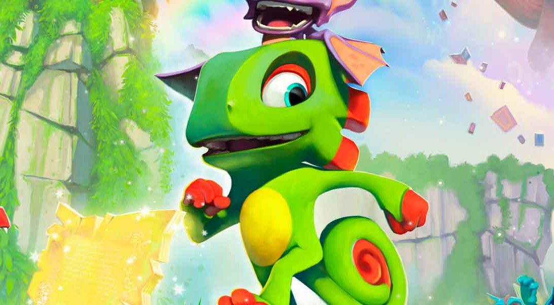 Así reinventa Yooka-Laylee los juegos de plataforma 3D de los noventa para la generación de PS4