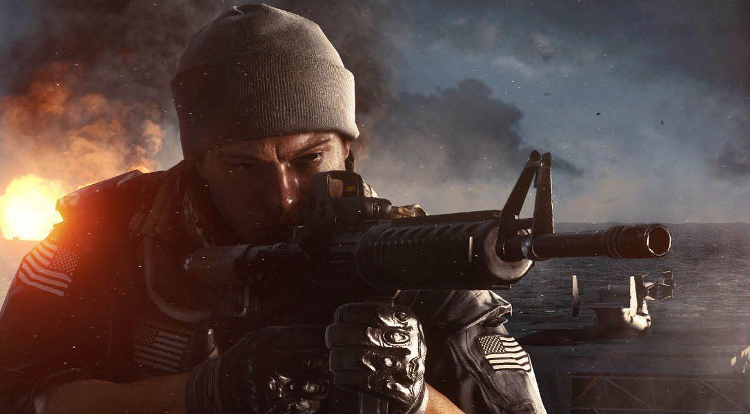 Battlefield 4 fue el juego más vendido en PlayStation Store el mes pasado