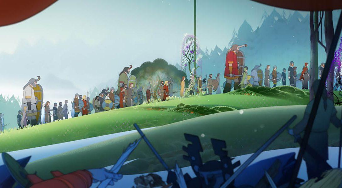 Lo último en PlayStation Store – The Banner Saga 2, Furi, Hawken y más