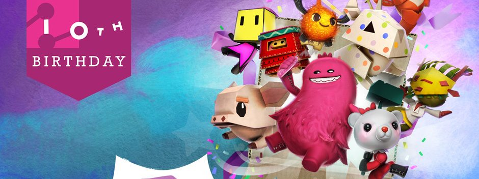 LittleBigPlanet 3 recibe una actualización importante para la IU, un nuevo conjunto de niveles y el pack del aniversario de MM