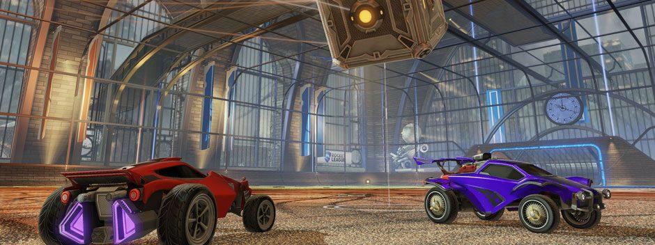 Rocket League fue el juego más vendido en PlayStation Store en julio