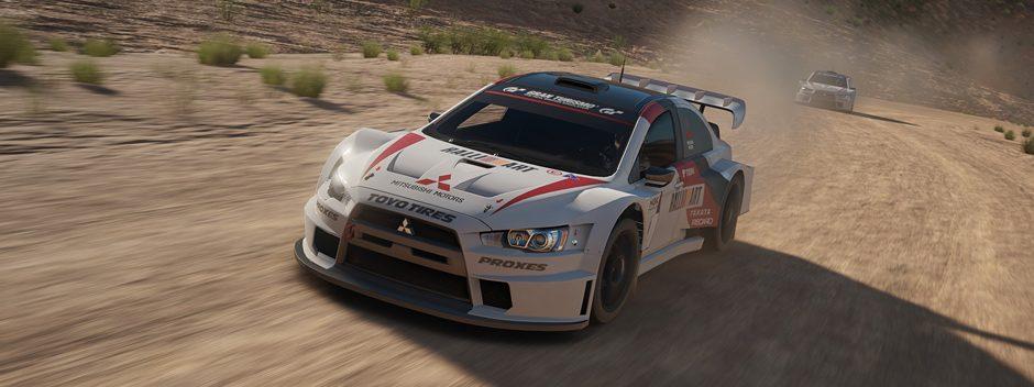 Actualización sobre Gran Turismo Sport