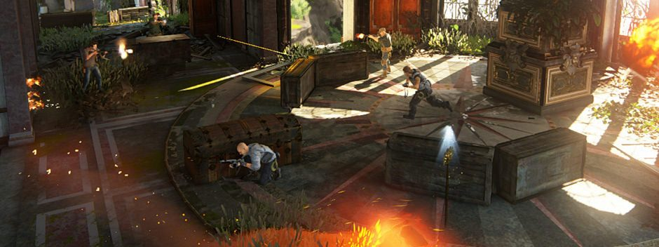 Hoy se lanza un nuevo mapa del Multijugador de Uncharted 4 en la nueva actualización del juego