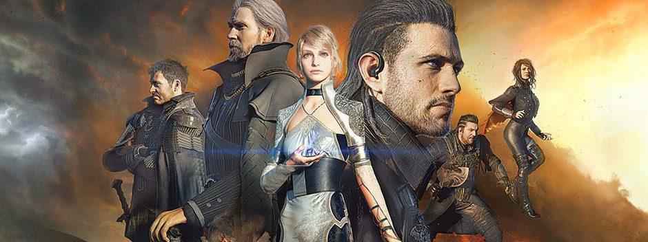 Las películas de 'Kingsglaive: Final Fantasy XV' y 'Ratchet & Clank' llegan a PlayStation Video